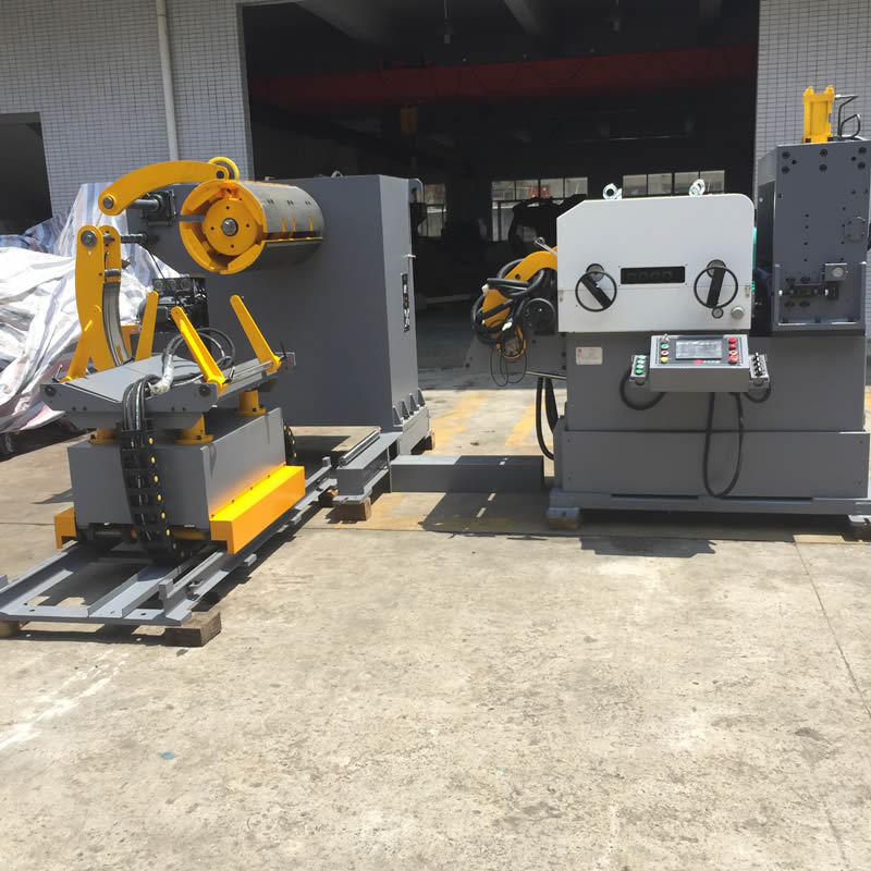 3In1 NC Coil Feeder