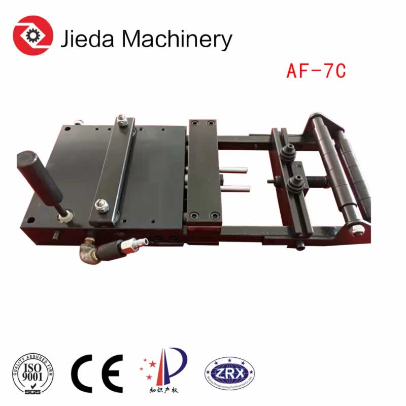 Pneumatic Air Feeder Machine For Copper Coil Stamping