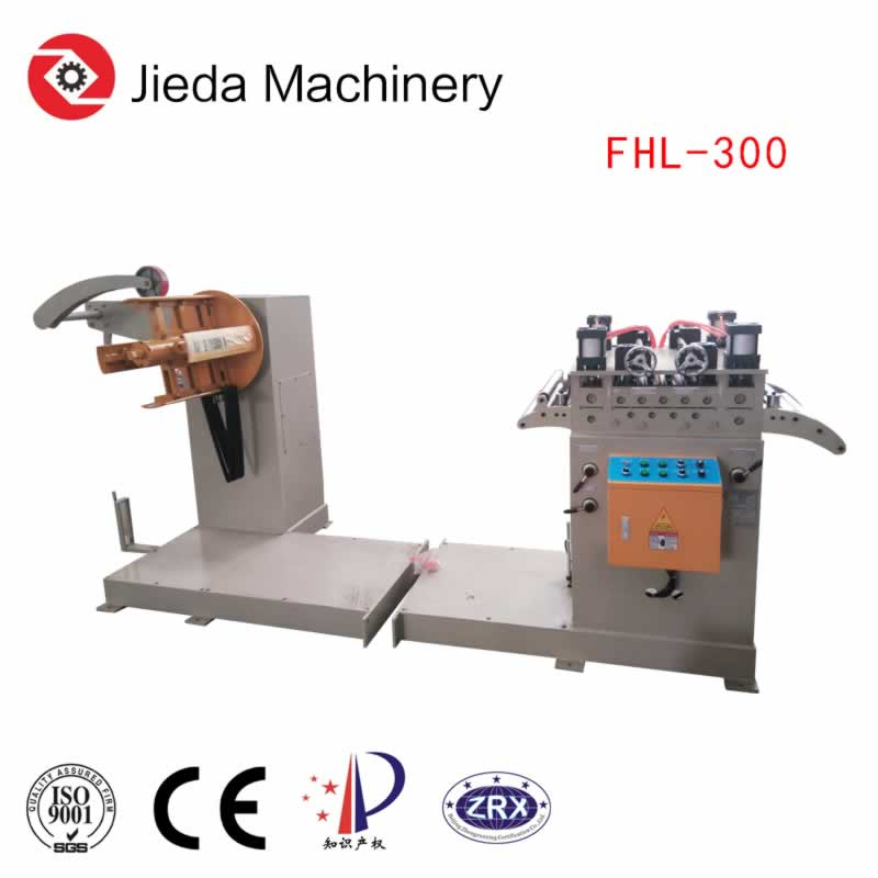 2in1 Steel Coil Decoiling and Straightening Machine