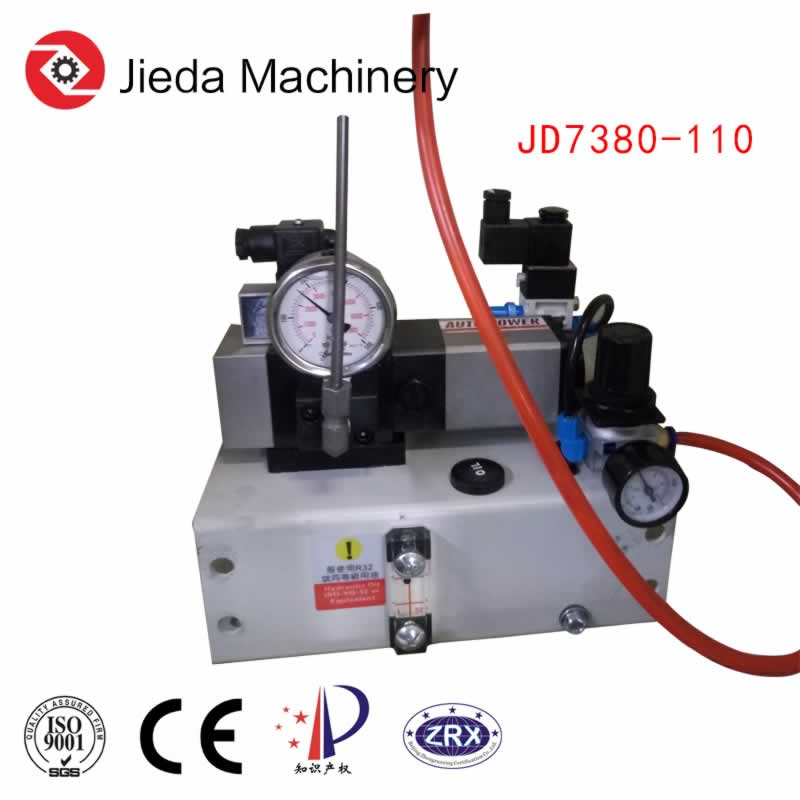 Air Drive Hydraulic Pump Unit Of Quick Die Change System