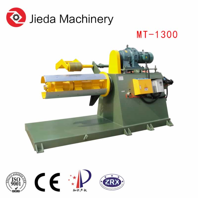 Automatic Metal Coil Uncoiler for Slitting Line